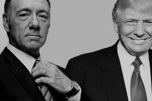 Wszystko co musisz wiedzieć o RTM, czyli Frank Underwood vs Donald Trump