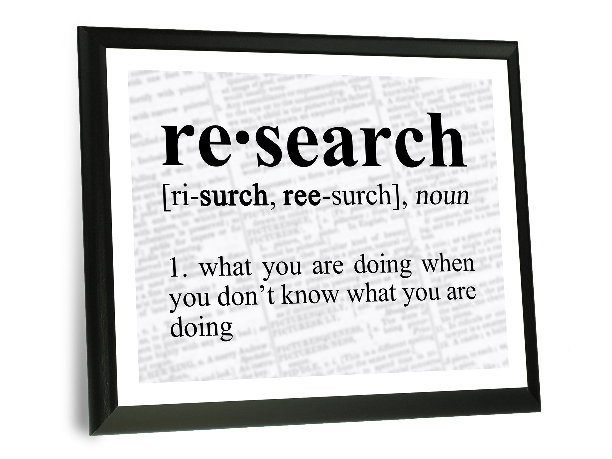 Research w internecie
