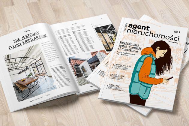 Agent nieruchomości – nowy magazyn w naszym portfolio!