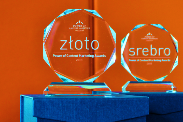 Power of Content Marketing Awards 2018