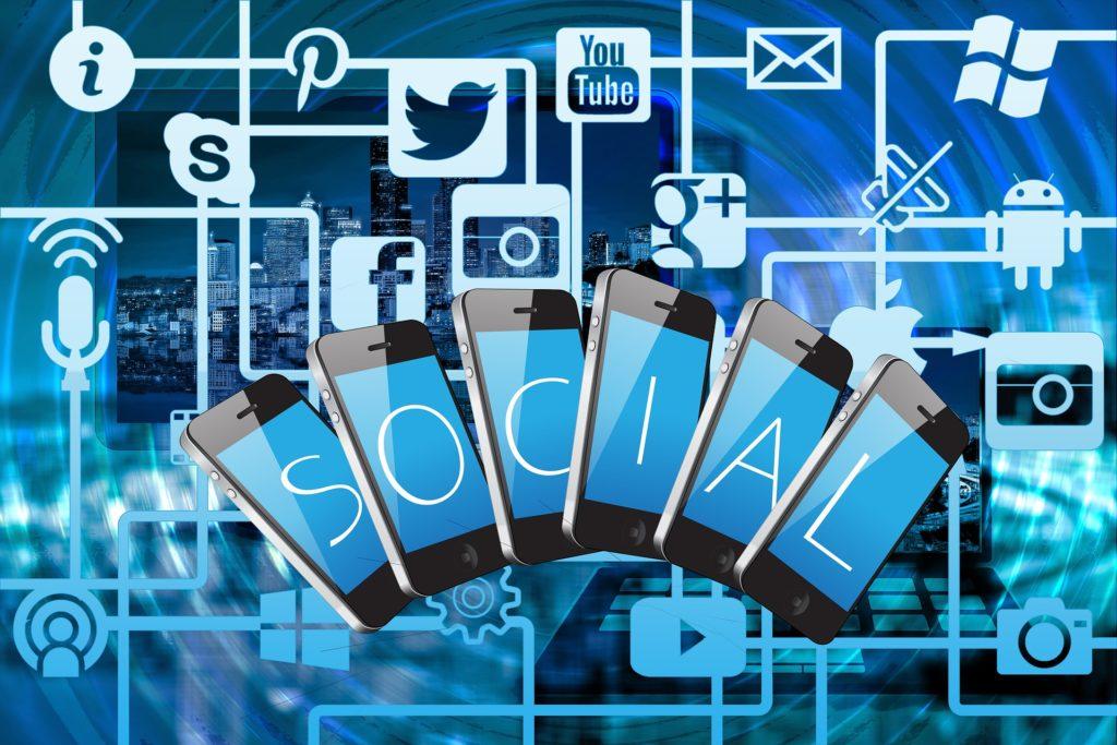 Social media w telefonie