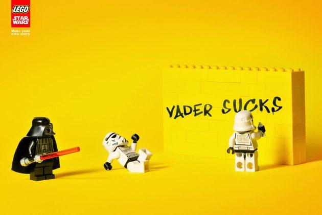 Storytelling marki budowany klockami LEGO