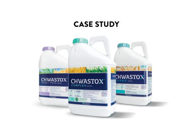 Case study kampanii Chwastox dla CIECH Sarzyna