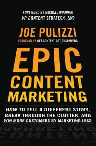 okładka książki epic content marketing