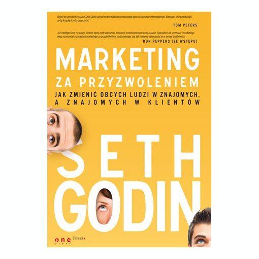 okładka książki marketing za przyzwoleniem